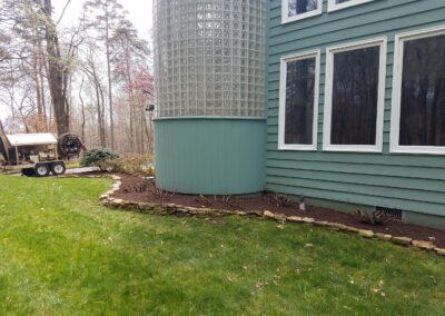 Mulch Blowing 125
